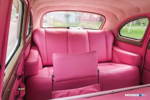 «Моя ошибка — покрасил в бледно-розовый»: на продажу выставили раритетный ЗИМ за миллион