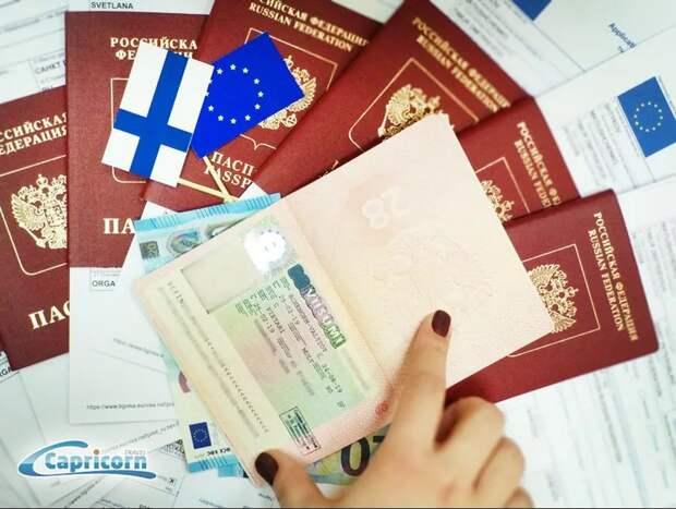 Финскую визу можно будет получить на 5 лет