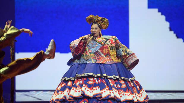 Manizha прошла в финал Евровидения