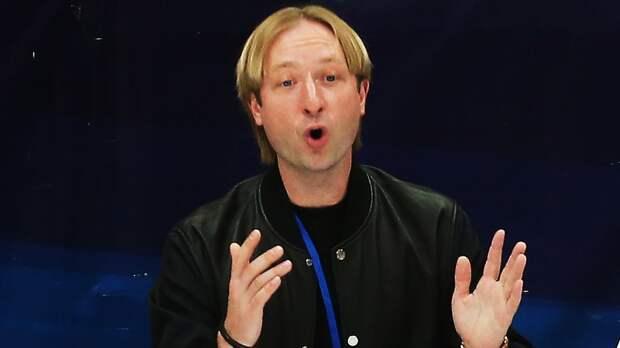 Плющенко: «Тренер — это подъемный кран, ученик — строящееся здание»
