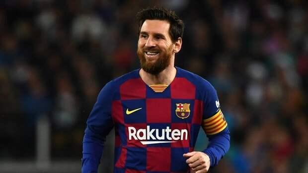 Месси согласовал последние детали нового контракта с «Барселоной»