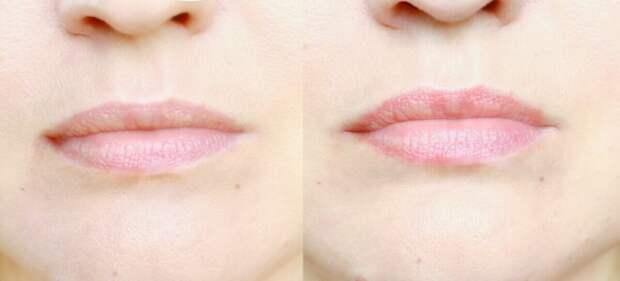 Как омолодить губы всего четырьмя штрихами