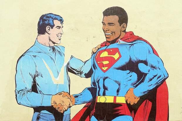 В Голливуде снимут фильм о чернокожем Супермене