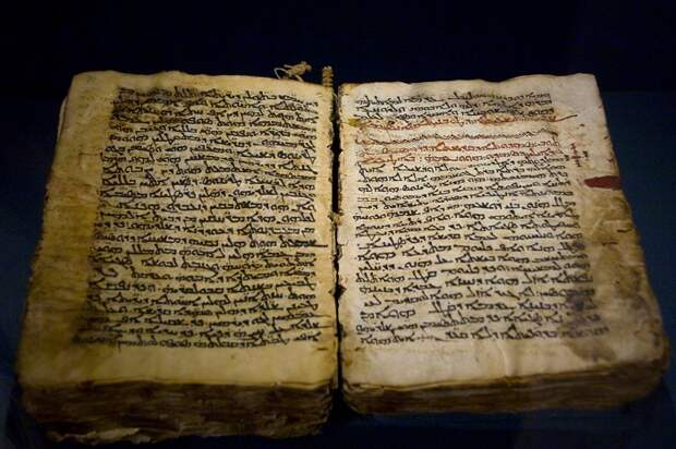 Пять самых древних и значимых книг, каким-то чудом дошедших до наших дней