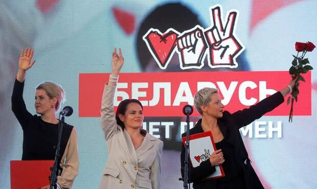 Белорусы не поняли своего счастья и не свергли Лукашенко