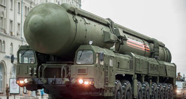 Россия ответит ядерным ударом на любую выпущенную по стране ракету