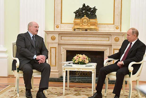 Лукашенко анонсировал новую встречу сПутиным