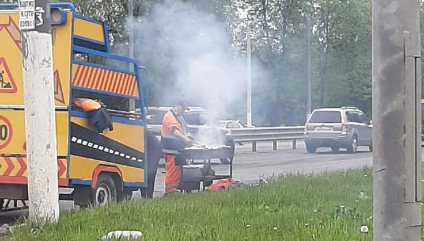 Подрядчика «Мосавтодора» в Подольске оштрафовали за нарушение трудовой дисциплины