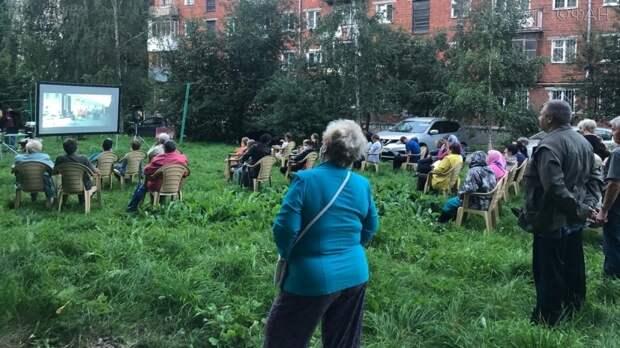 Советские фильмы будут бесплатно показывать во дворах Нижнего Новгорода