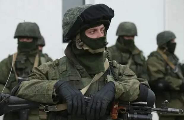 «А ларчик просто открывался», – украинские военные неожиданно оказались окружены вооруженными силами России