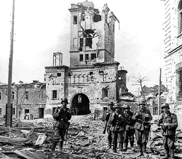 Самая героическая крепость в российской истории