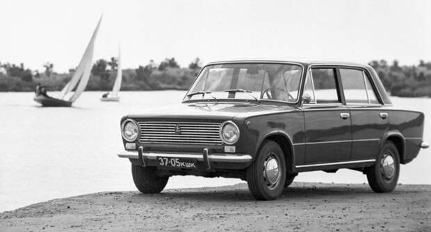 В Великобритании назвали ВАЗ-2101 самым важным авто в истории России