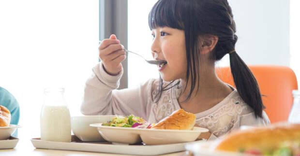 12 здоровых привычек японских детей