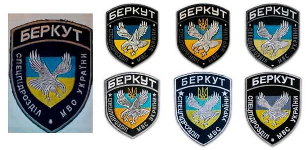 Украинский Беркут (становление).