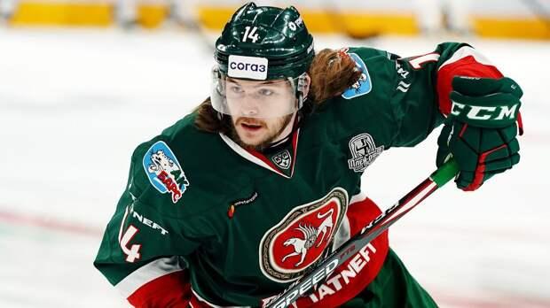 Официально: Тихонов стал игроком «Салавата Юлаева»