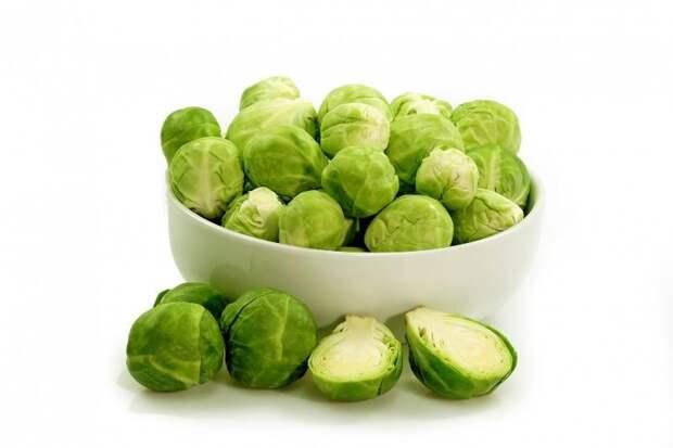 5 овощей: необходимо употреблять этой зимой