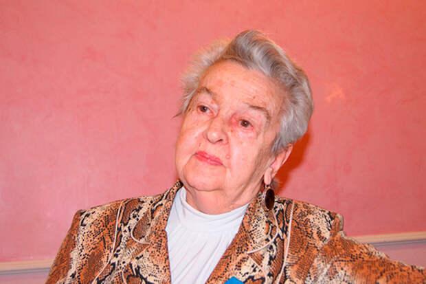 Умерла народная артистка РСФСР Людмила Лядова