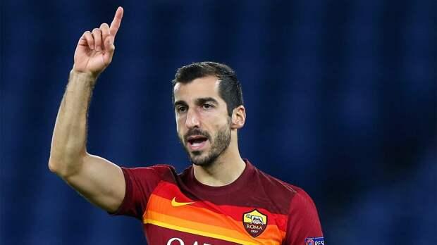 Мхитарян попросил Райолу найти ему новый клуб. Футболист не останется в «Роме» из-за прихода Моуринью