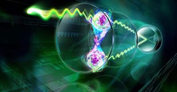 Ученые создали квантовую голограмму благодаря эффекту запутанных фотонов