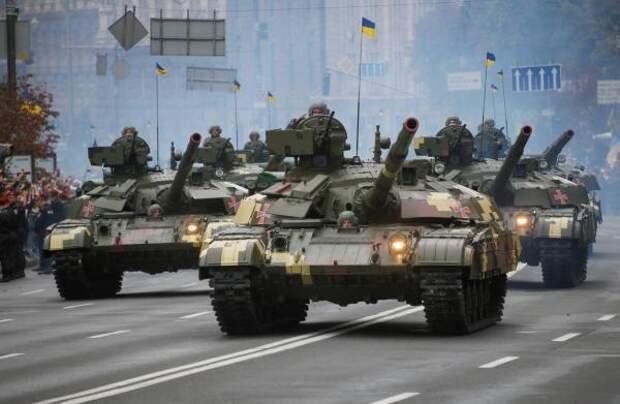 Киев в недоумении: как Россия остановит украинские танки в Донбассе