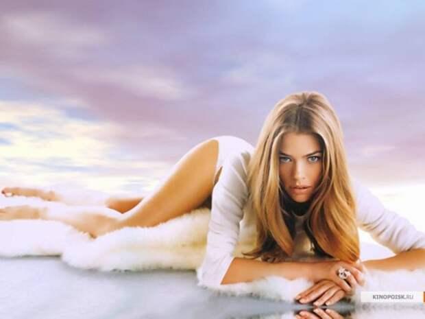 Красотка из 90-ых Дениз Ричардс.