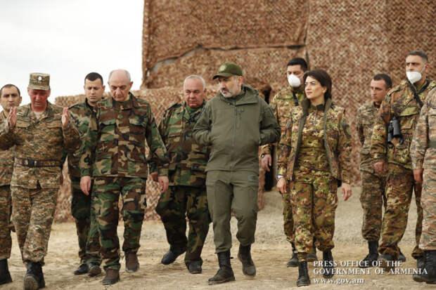 Премьер Пашинян лично отказался от покупки вооружений в России