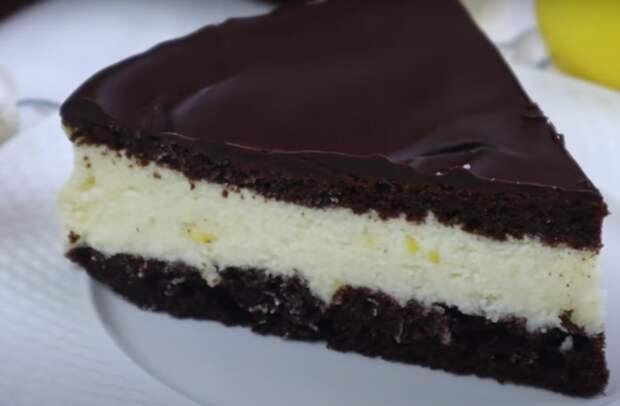 Торт «Птичье молоко» — рецепт времен СССР