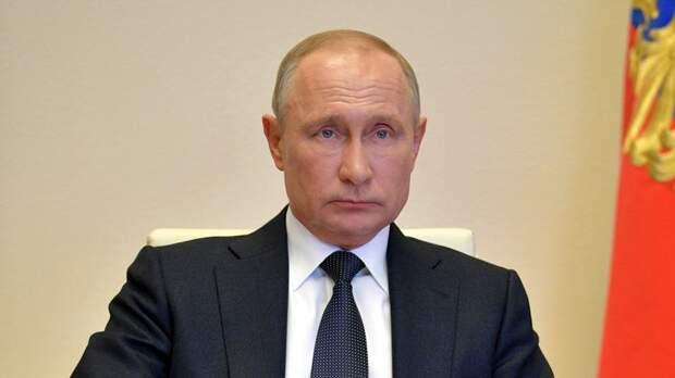 Путин заявил о задержании в САР боевиков из подконтрольной США зоны