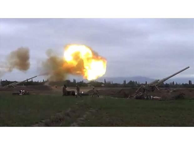 """""""Разделить, как Сирию"""": Что изменилось за четвертый день войны в Карабахе"""
