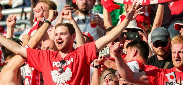 МИД Польши призывает граждан этой страны, планирующих посетить Россию во время матчей чемпионата Европы...