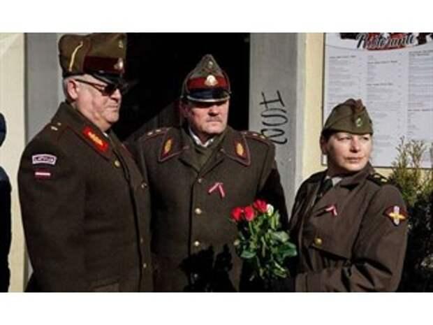 Новые герои Латвии несут угрозу реабилитации нацизма всему миру