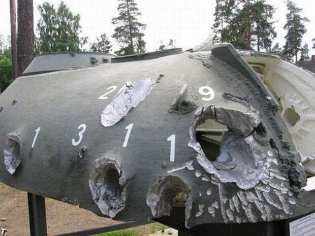 Что такое подкалиберный снаряд