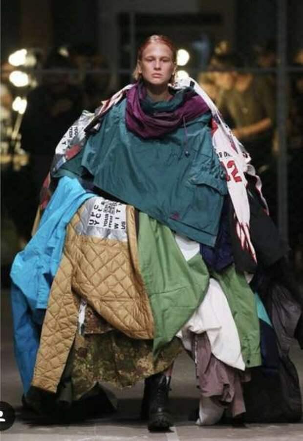 Люди, ставшие жертвами моды.