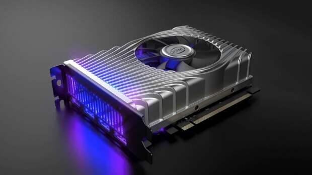 Мощные игровые видеокарты Intel уже на подходе