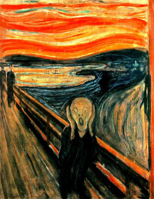 Абрамович купил картину «Крик» Мунка за 120 млн долларов