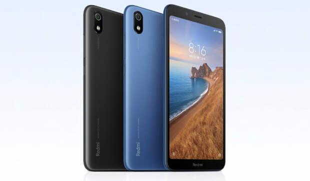 Анонсирован ультрабюджетный смартфон Redmi 7A