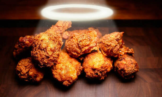 Жарим курицу: сочная, нежная и хрустит