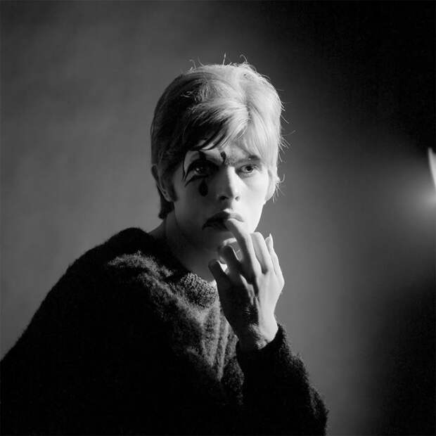 Фотографии 20-Летнего Дэвида Боуи, которые вы никогда прежде не видели