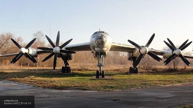 Историки рассказали о победах Ту-95 над истребителями НАТО