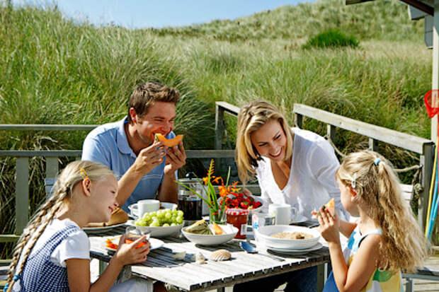Питание семьи - как всем угодить?