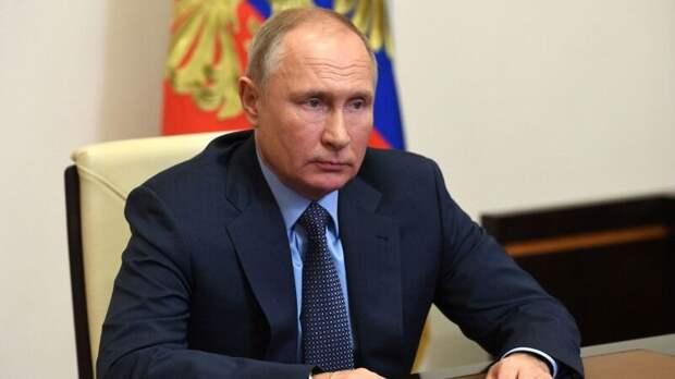 Путин назвал оправданными продолжительные майские выходные