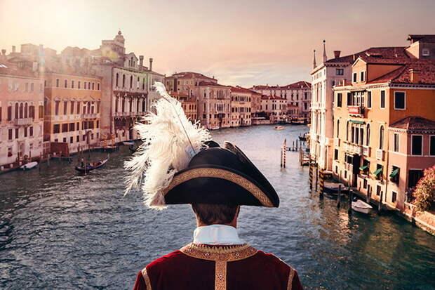 Роскошная короткометражка о Венеции – городе любви и красоты