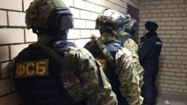 В Крыму ФСБ ликвидировала открывшего стрельбу боевика