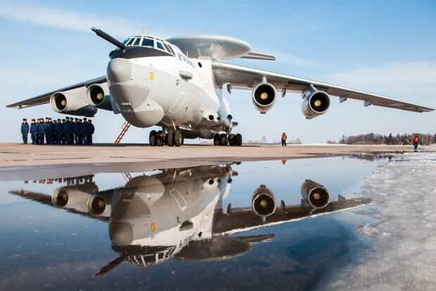 Подозрительная активность самолетов ДРЛО: Россия готовится к масштабным манёврам?