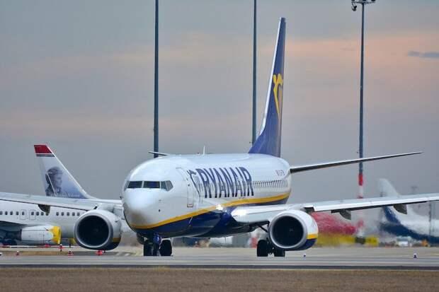 Снова минирование Ryanair: Рейс Дублин-Краков посадили в Берлине