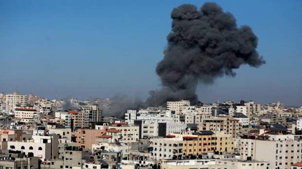 Нетаньяху раскрыл число нанесенных по сектору Газа ударов