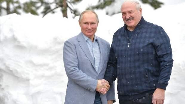 Путин прогнул Батьку? Или Батька Путина?