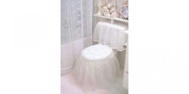 Туалет принцессы