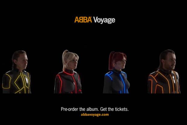 ABBA выпускают новый альбом спустя 40 лет и отправляют в тур ABBAтаров