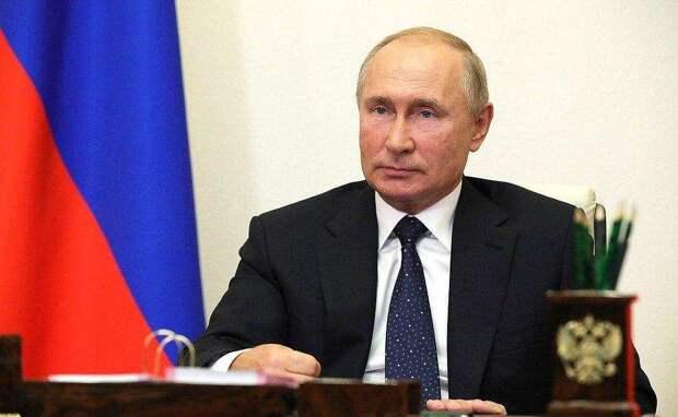 Путин рассказал, какими ещё территориями будет прирастать Россия в ближайшие десятилетия